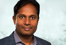 Venkat Achanta Neustar SVP and Chief Data and Analytics photo