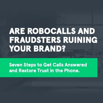 screenshot of robocalling whitepaper