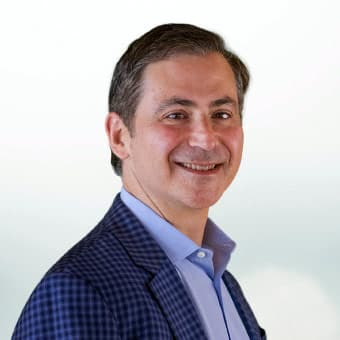 Charles E. Gottdiener, President and CEO of Neustar photo