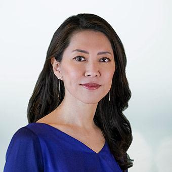 Hyune Hand, Senior Vice President, Customer Success photo