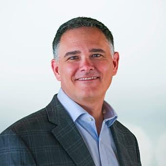 J. Martin, Senior Vice President & Chief Information Officer photo
