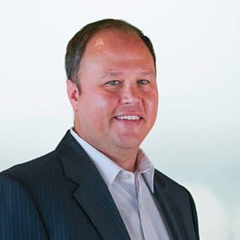 Jimmy Garvert, Senior Vice President, Communications Solutions photo