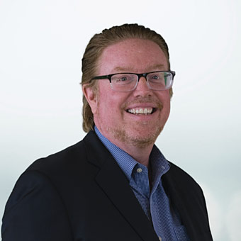 Kevin Hughes, Executive Vice President and General Counsel photo