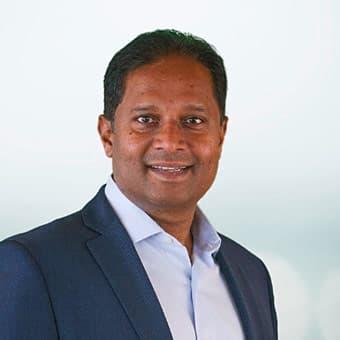 Venkat Achanta Neustar SVP and Chief Data and Analytics photo