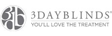 3 Day Blinds Company logo